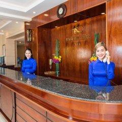 Отель Ky Hoa Hotel Vung Tau Вьетнам, Вунгтау - отзывы, цены и фото номеров - забронировать отель Ky Hoa Hotel Vung Tau онлайн интерьер отеля