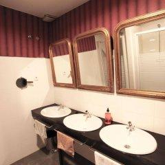 Отель Hostels MeetingPoint Испания, Мадрид - отзывы, цены и фото номеров - забронировать отель Hostels MeetingPoint онлайн ванная фото 2