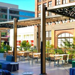 Отель Canopy by Hilton Washington DC Bethesda North питание