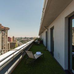 Отель Abba Madrid Мадрид бассейн