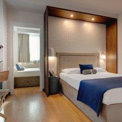 Отель Fly Decò Hotel Италия, Лидо-ди-Остия - отзывы, цены и фото номеров - забронировать отель Fly Decò Hotel онлайн комната для гостей фото 5