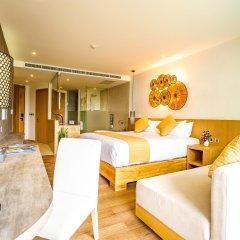 Отель Crest Resort & Pool Villas комната для гостей
