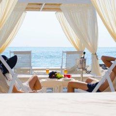 Гостиница Отрада пляж фото 2
