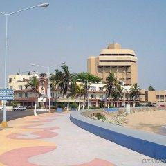 Hotel La Siesta пляж