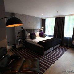 Отель Malmaison London комната для гостей