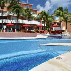 Отель Sunset Fishermen Beach Resort Плая-дель-Кармен фото 7