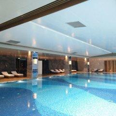 Отель Fu Rong Ge Hotel Китай, Сиань - отзывы, цены и фото номеров - забронировать отель Fu Rong Ge Hotel онлайн бассейн фото 2
