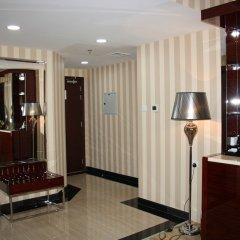 Отель Al Salam Grand Hotel-Sharjah ОАЭ, Шарджа - отзывы, цены и фото номеров - забронировать отель Al Salam Grand Hotel-Sharjah онлайн удобства в номере фото 2