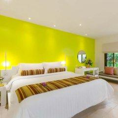 Отель Tuana The Phulin Resort комната для гостей фото 7