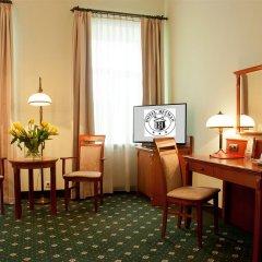 Hotel Hetman Варшава интерьер отеля