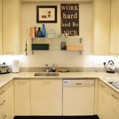 Апартаменты 2 Bedroom Apartment With Garden Near Maida Vale в номере