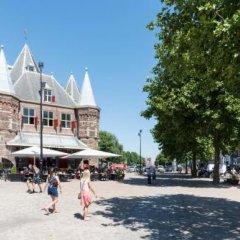 Апартаменты White Room Apartment Амстердам спортивное сооружение