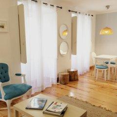 Отель The Heart of Lisbon House in Santos комната для гостей