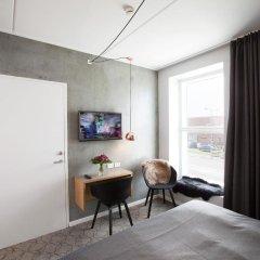 Отель Aalborg Airport Hotel Дания, Бровст - отзывы, цены и фото номеров - забронировать отель Aalborg Airport Hotel онлайн комната для гостей