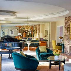 The Beverly Hills Hotel гостиничный бар