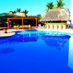 Отель Villas Vallarta By Canto Del Sol Пуэрто-Вальярта бассейн