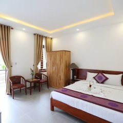 Отель Phu Hung Thinh Villa комната для гостей фото 5