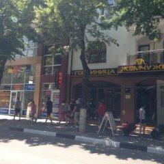 Гостиница Жемчужина в Анапе 10 отзывов об отеле, цены и фото номеров - забронировать гостиницу Жемчужина онлайн Анапа вид на фасад