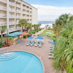 Отель Hilton Garden Inn Orange Beach бассейн