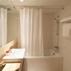 Отель Amora Neoluxe Бангкок ванная