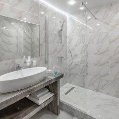 Гостиница Myasnitskiy boutique hotel в Москве 1 отзыв об отеле, цены и фото номеров - забронировать гостиницу Myasnitskiy boutique hotel онлайн Москва ванная фото 2