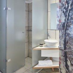 Olive Green Hotel ванная фото 2