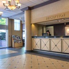 Отель GEC Granville Suites Downtown Канада, Ванкувер - отзывы, цены и фото номеров - забронировать отель GEC Granville Suites Downtown онлайн интерьер отеля фото 3