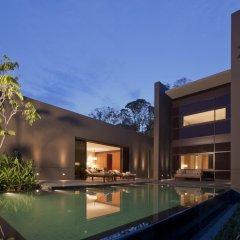 Отель Capella Singapore бассейн