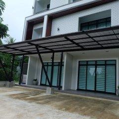 Отель Rublom & Chomview Huahin Pranburi парковка
