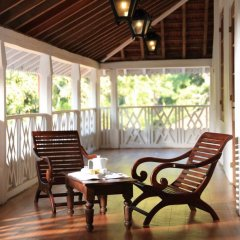 Отель The Sanctuary at Tissawewa Шри-Ланка, Анурадхапура - отзывы, цены и фото номеров - забронировать отель The Sanctuary at Tissawewa онлайн балкон