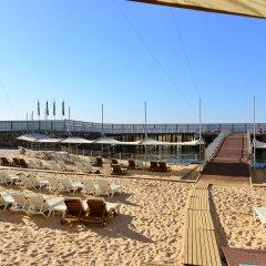 Adenya Hotel & Resort Турция, Аланья - отзывы, цены и фото номеров - забронировать отель Adenya Hotel & Resort - All Inclusive онлайн пляж фото 2