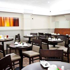 Отель Best Western Mornington Hotel London Hyde Park Великобритания, Лондон - 1 отзыв об отеле, цены и фото номеров - забронировать отель Best Western Mornington Hotel London Hyde Park онлайн питание фото 2