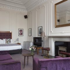 Отель Crowne Plaza Edinburgh - Royal Terrace Великобритания, Эдинбург - отзывы, цены и фото номеров - забронировать отель Crowne Plaza Edinburgh - Royal Terrace онлайн комната для гостей фото 5
