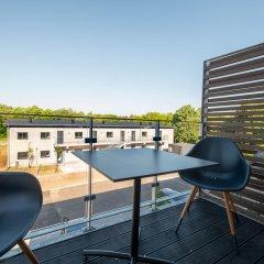 Aalborg Hotel Apartments балкон
