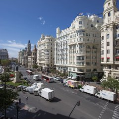 Отель Casual Vintage Valencia Испания, Валенсия - 3 отзыва об отеле, цены и фото номеров - забронировать отель Casual Vintage Valencia онлайн