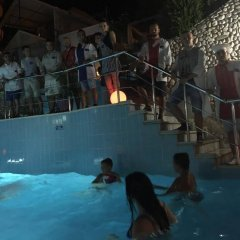 Hotel Olympia Саранда бассейн фото 3