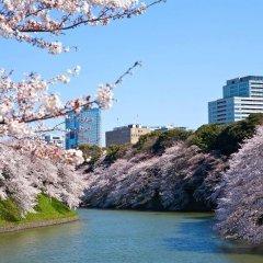 The Westin Tokyo Hotel Токио приотельная территория