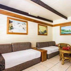 Отель Plantation Island Resort Фиджи, Остров Малоло-Лайлай - отзывы, цены и фото номеров - забронировать отель Plantation Island Resort онлайн комната для гостей фото 4