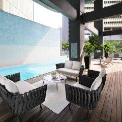 Отель Pan Pacific Serviced Suites Orchard, Singapore Сингапур, Сингапур - отзывы, цены и фото номеров - забронировать отель Pan Pacific Serviced Suites Orchard, Singapore онлайн бассейн