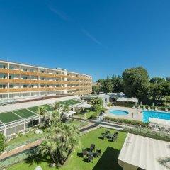 Crowne Plaza Rome-St. Peter's Hotel & Spa балкон