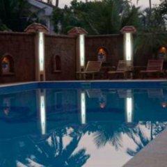 Отель Casa Severina Индия, Гоа - отзывы, цены и фото номеров - забронировать отель Casa Severina онлайн бассейн фото 2