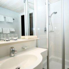 Отель STADTKRUG Зальцбург ванная