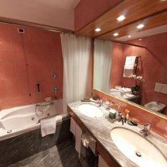 Michelangelo Hotel Милан ванная