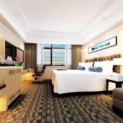 Отель Xiamen Huli Yihao Hotel Китай, Сямынь - отзывы, цены и фото номеров - забронировать отель Xiamen Huli Yihao Hotel онлайн комната для гостей фото 5