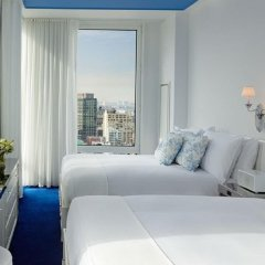 Отель NoMo SoHo 4* Номер Делюкс с двуспальной кроватью фото 2