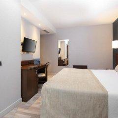 Отель HCC Taber Испания, Барселона - 1 отзыв об отеле, цены и фото номеров - забронировать отель HCC Taber онлайн комната для гостей фото 5