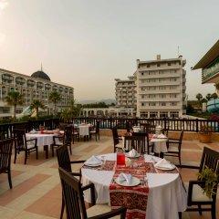 Holiday Garden Hotel Alanya Турция, Окурджалар - отзывы, цены и фото номеров - забронировать отель Holiday Garden Hotel Alanya онлайн питание