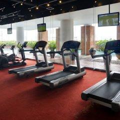 Отель Tower Club at lebua фитнесс-зал фото 2