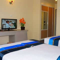 Отель J Two S Pratunam Бангкок комната для гостей фото 5