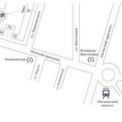 Апартаменты Веста городской автобус
